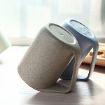 creative-environmental-protection-tableware-mug-couple-wheat-white-coffee