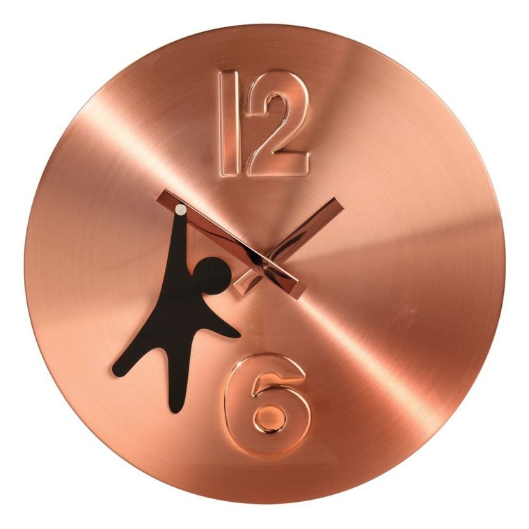 man-grabbing-clock-hand-copper-finish-wall-clock
