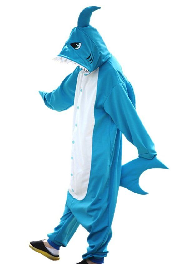 new-shark-unisex-adult-pajamas