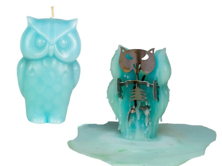 owl-candle-unscented-skeleton-candles