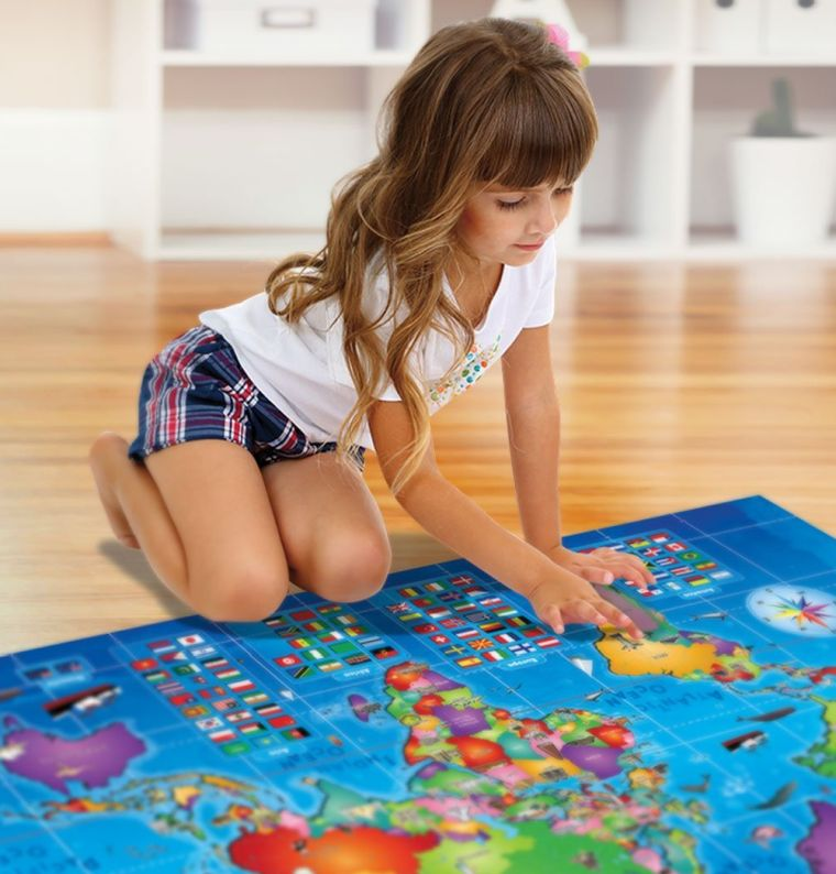push-to-talk-kids-world-map