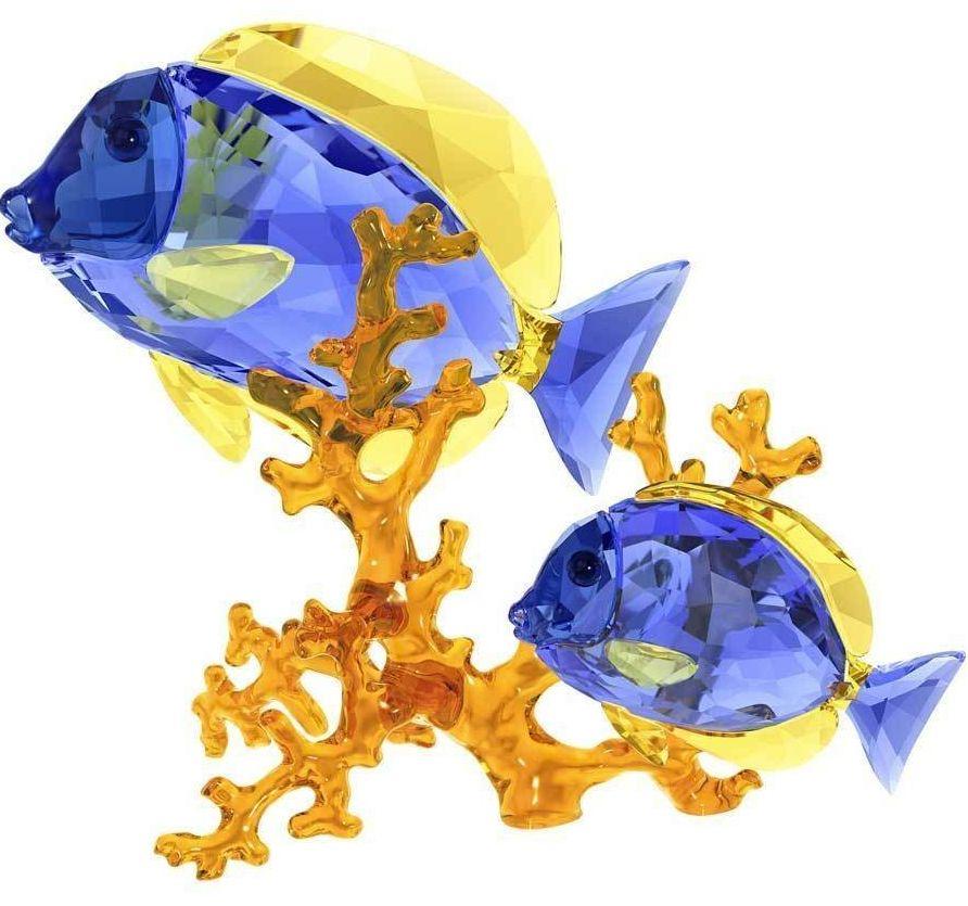 swarovski-doctorfish-couple-collectible-figurine