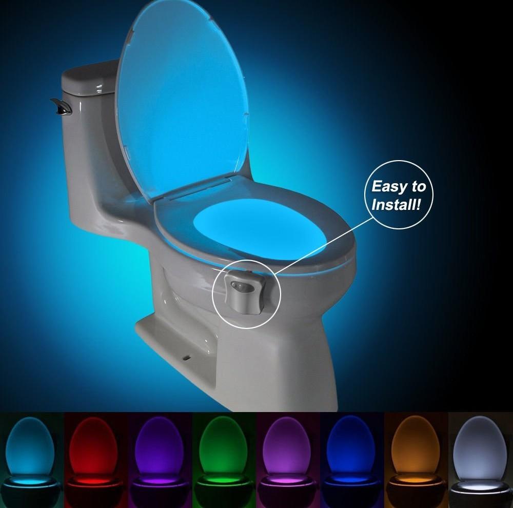 light-toilet-color-led