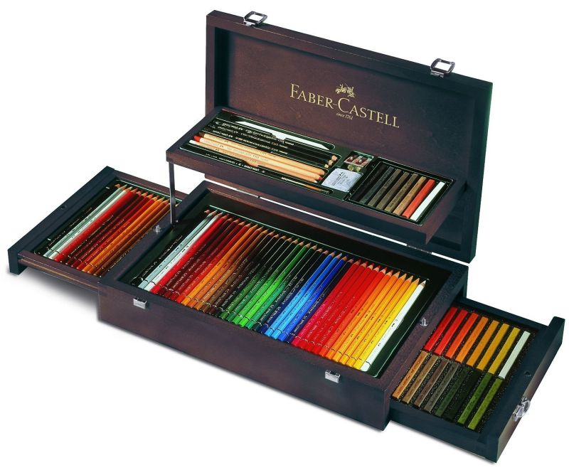 faber-castell-art-and-graphic-collection-mahogany-vaneer-case