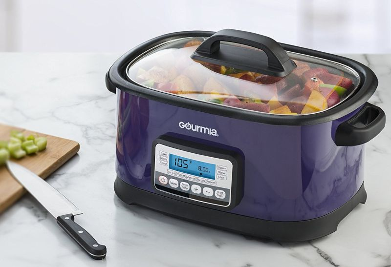 gourmia-gmc650p-11-in-1-sous-vide-multi-cooker