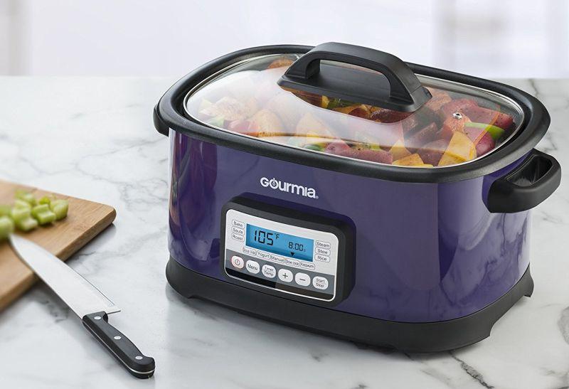 gourmia-gmc650p-11-in-1-sous-vide-multi-cooker