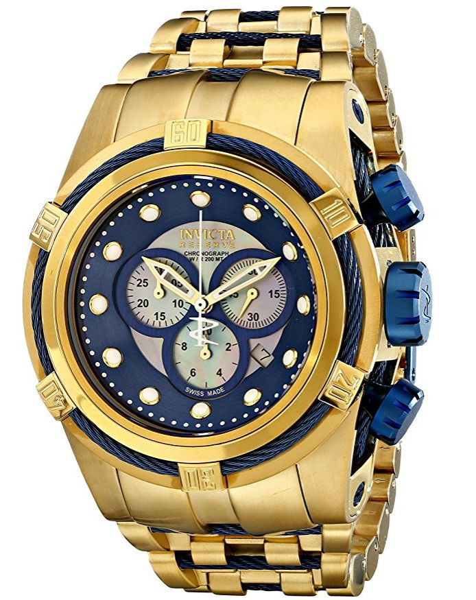 invicta-mens-12742-bolt-analog-display-swiss-quartz-gold-watch