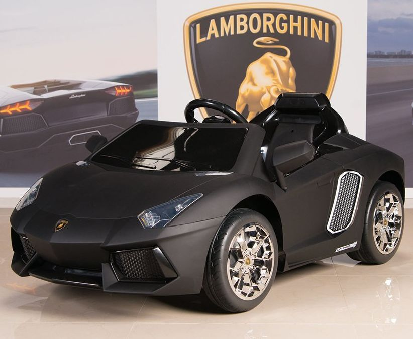lamborghini-aventador-12v-kids-ride-on-battery-powered-wheels-car-rc-remote-black