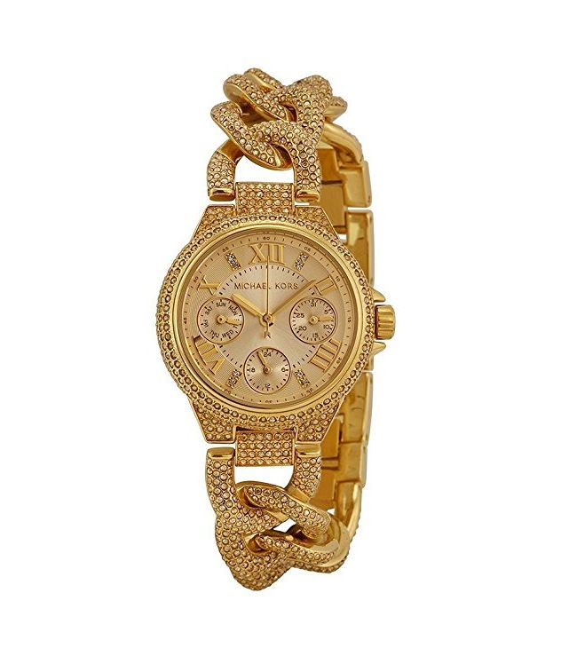 michael-kors-mini-camille-champagne-dial-crystal-encrusted-ladies-watch