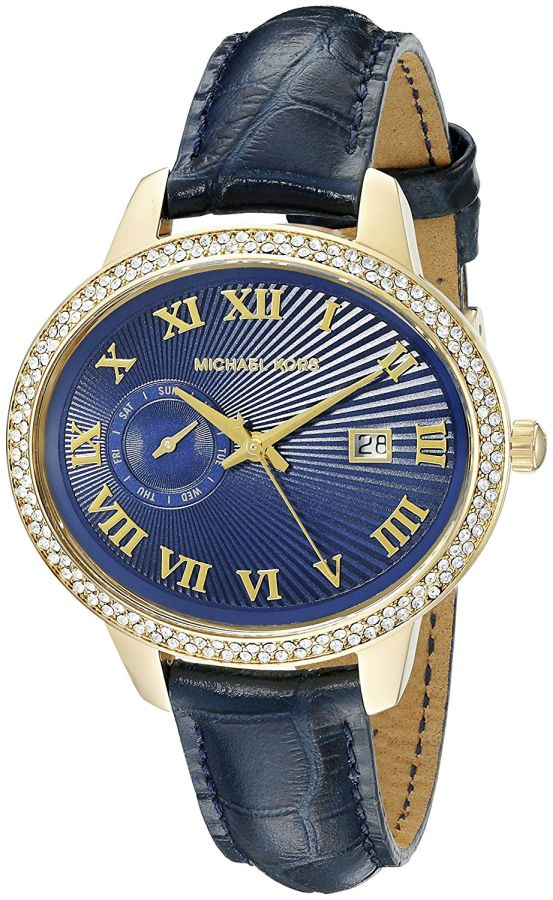 michael-kors-womens-whitley-blue-watch