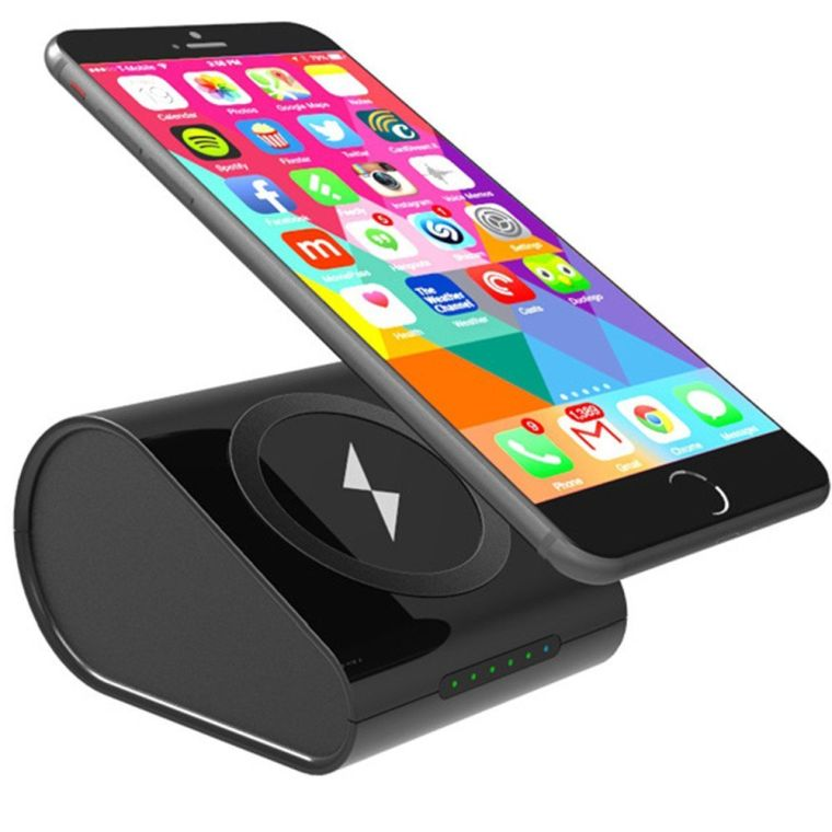 minidiva-qi-wireless-charger-with-10400mah-external-battery-power-bank-and-4-level-led-indicator-lights-for-samsunghtc