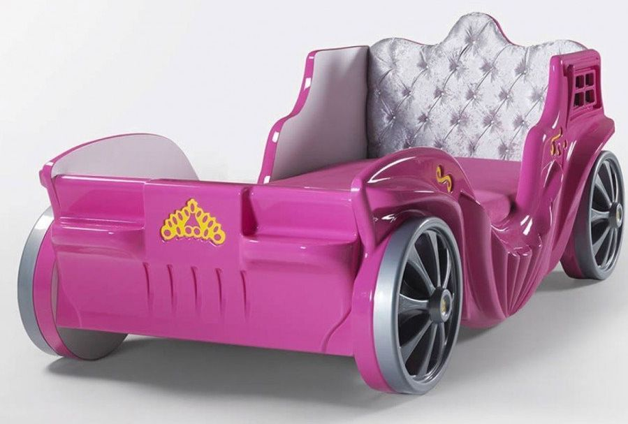 princess-carriage-bed