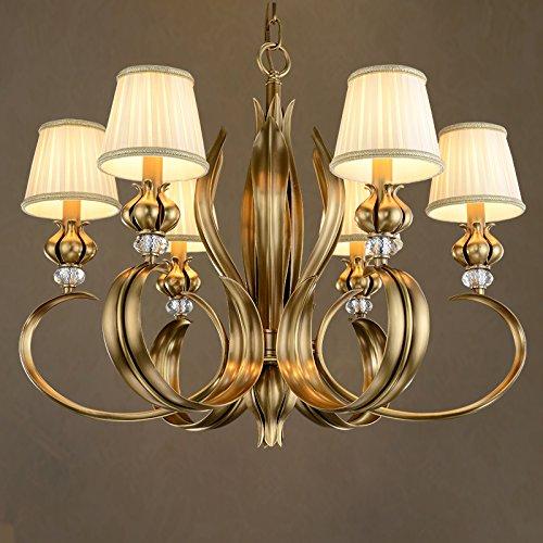 villa-high-end-solid-brass-chandelier