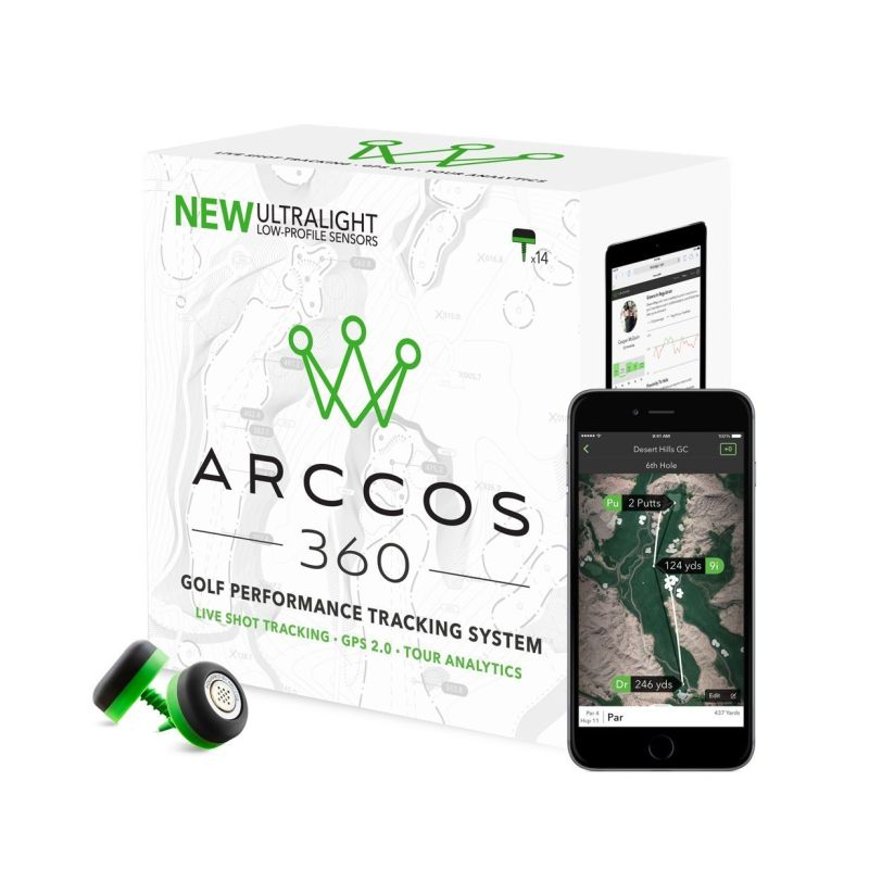 arccos-360-tracking-system