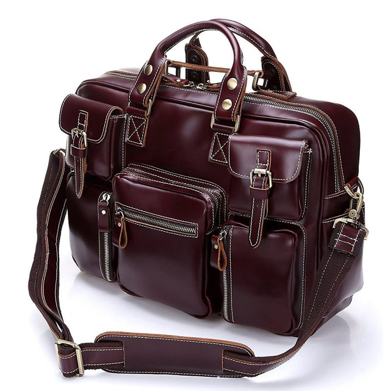baigio-mens-leather-handbag-large-travel-bag-shoulder-bag-briefcase