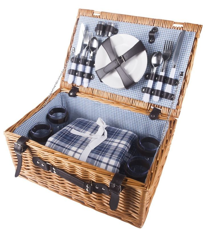 hicollie-4-person-wicker-picnic-basket-hamper-set