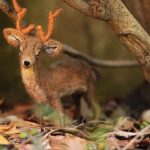 poseable-needle-felted-deer-sculpture