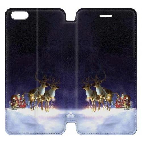 santa-claus-merry-christmas-flip-case-cover-for-iphone-7-plus