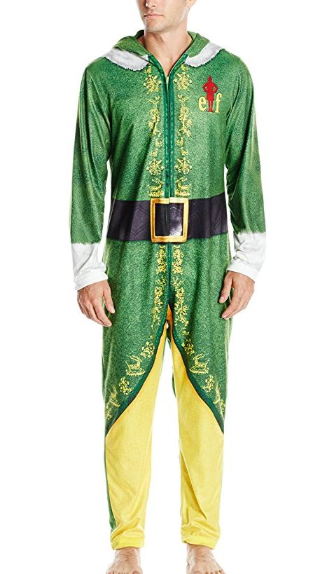 warner-brothers-mens-buddy-the-elf-hooded-uniform-union-suit