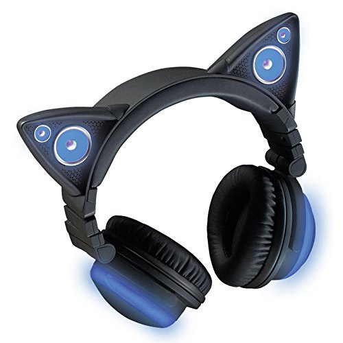 wireless-cat-ear-headphones