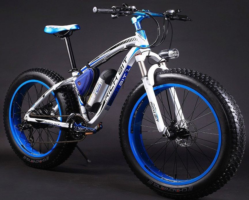 Electric Bike 36v 350w Lithium Battery Electric Mountain