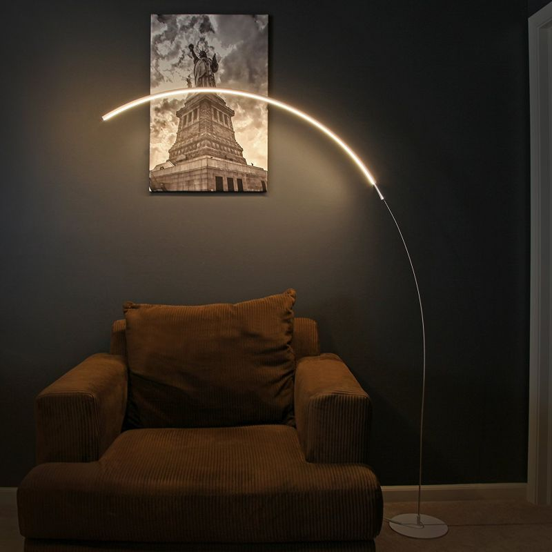 Brightech Sparq Led Arc Floor Lamp 7 Gadgets