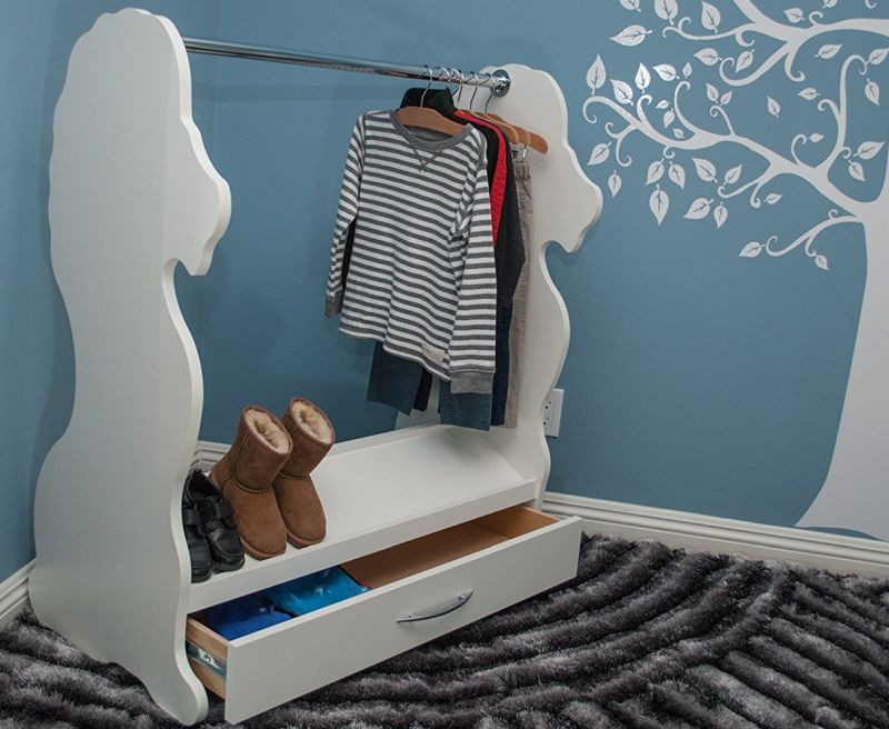 Dress-Up Clothes and Shoe Organizer – 7 Gadgets