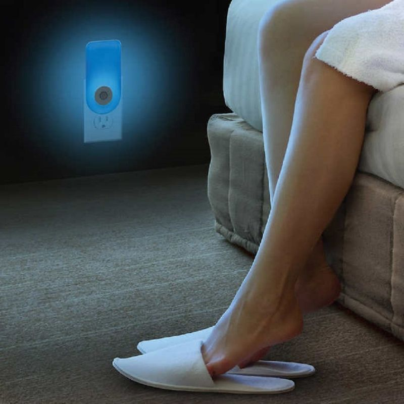 Sunbeam Led Power Failure Night Light With Built In Blue
