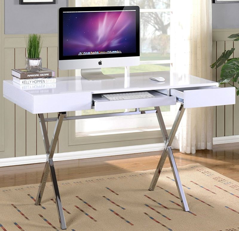 Furniture contemporary style home office desk for Home office style