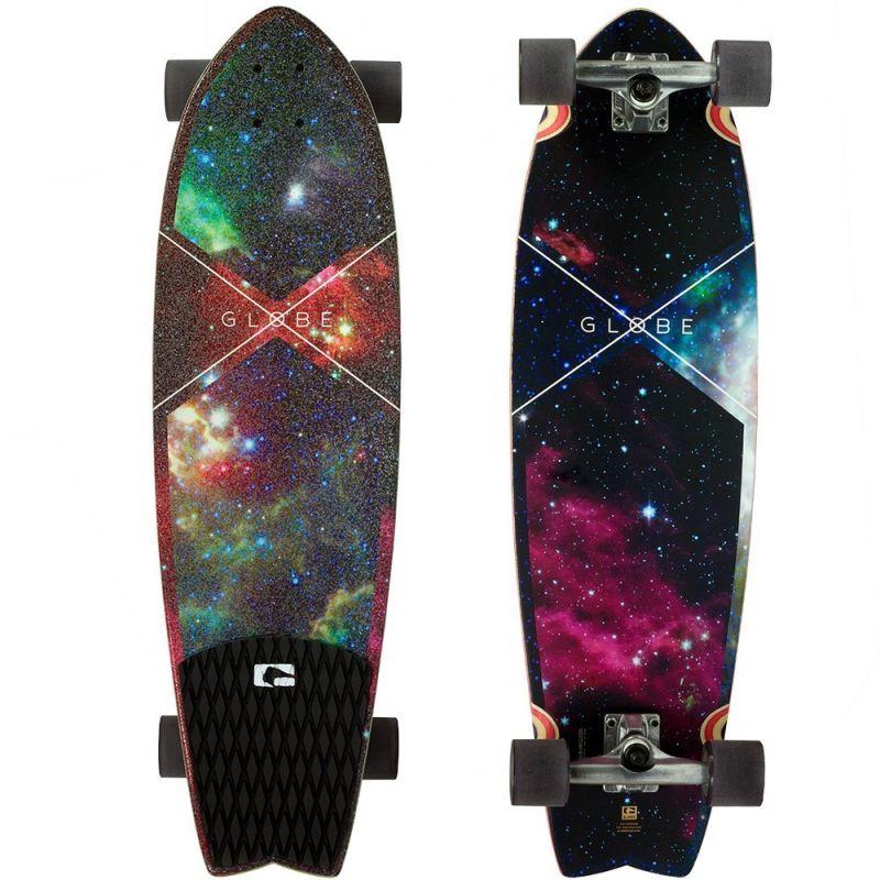 Globe Chromatic Cruiser Galaxy Complete Longboard