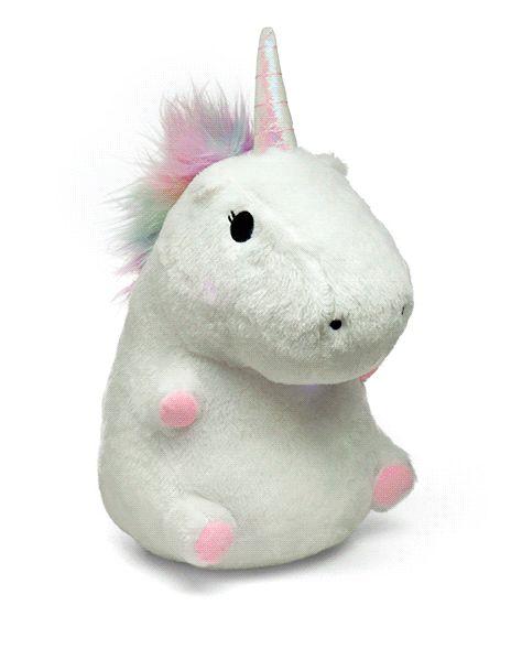 Glowing Unicorn Plush