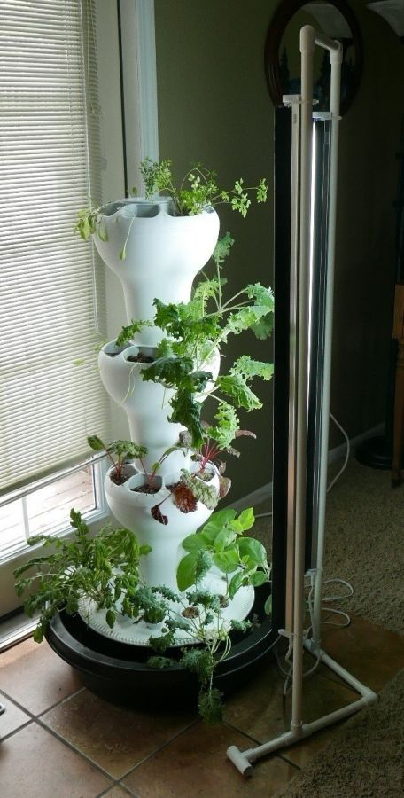 Grow Light System Provides Optimum Growing Light 7 Gadgets