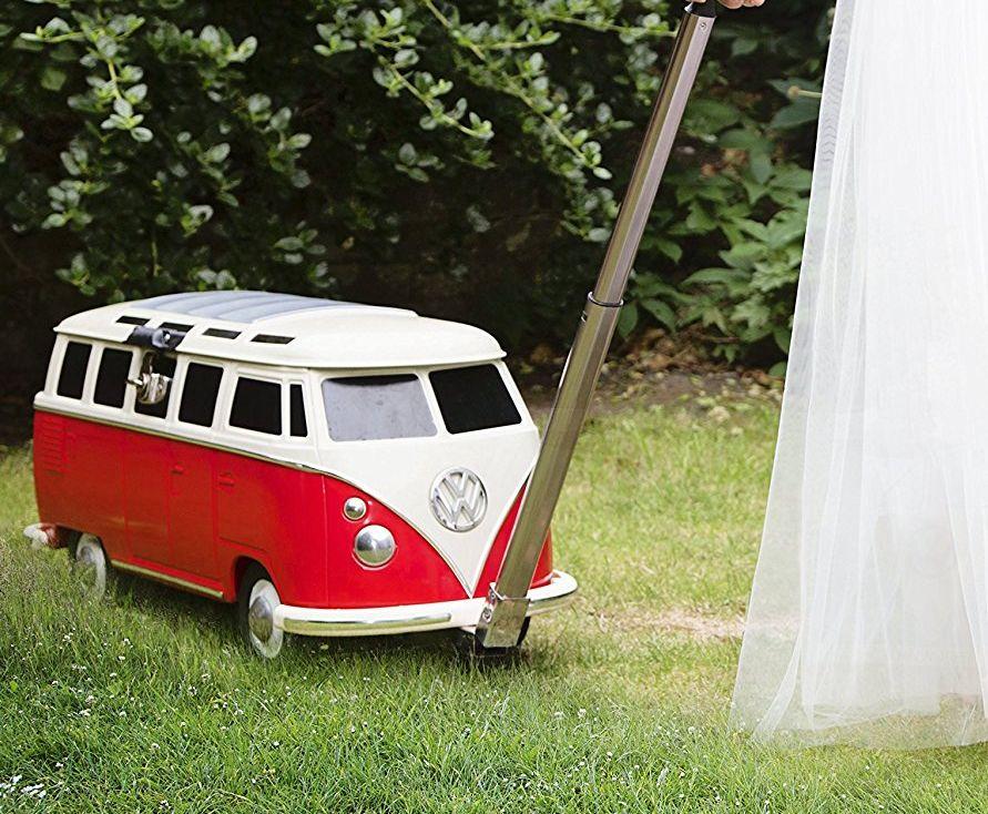 afe1cfeb202 VW Volkswagen T1 Camper Van Camping Cooler – 7 Gadgets