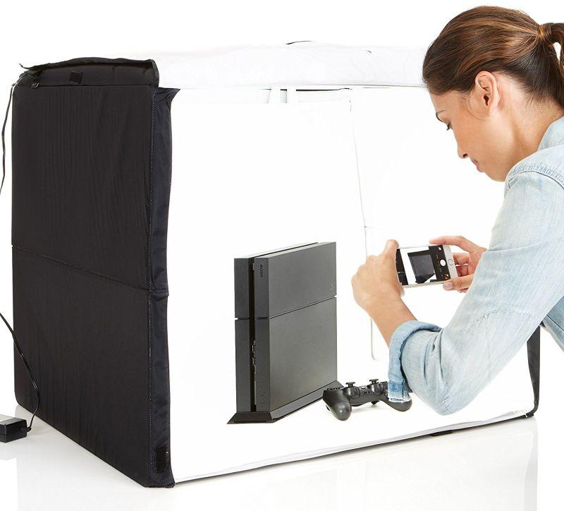 Amazonbasics portable photo studio 7 gadgets - Lightbox amazon ...