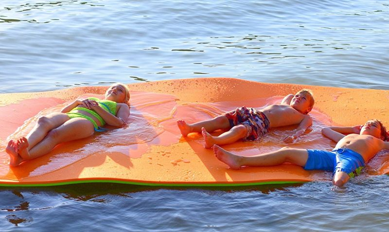 Floating Water Pad 7 Gadgets