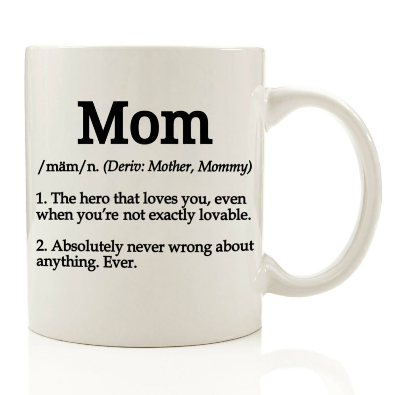 Mom Definition Funny Coffee Mug 7 Gadgets