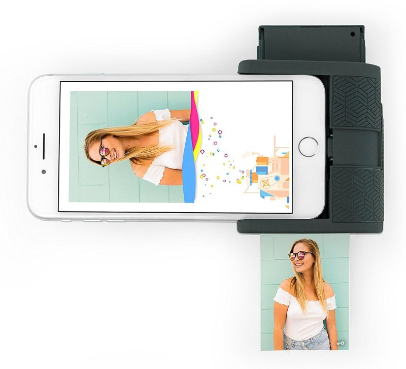 Prynt Pocket Instant Photo Printer For Iphone