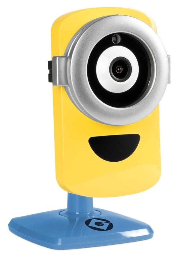 ... Minion Cam HD Wi-Fi Camera Minion Translator Surveillance Camera