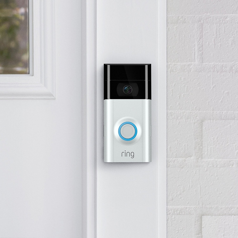 ring video doorbell 2. Black Bedroom Furniture Sets. Home Design Ideas