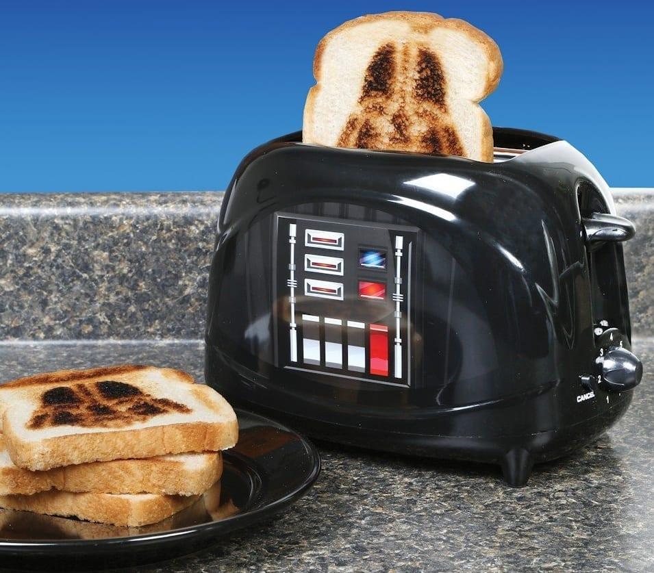 Star Wars Branding Toaster