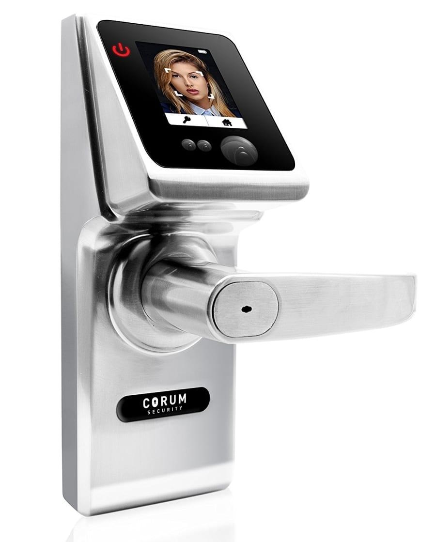 Security Biometric Keyless Facial Recognition Door Lock