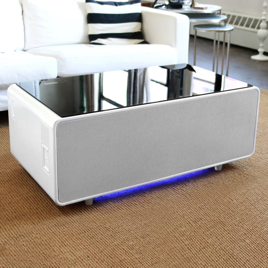 Sobro white coffee table geotapseo Images