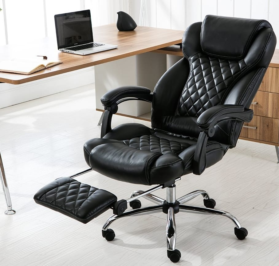 reclining office chair how do you not purchase this office chair can nap in reclining c. Black Bedroom Furniture Sets. Home Design Ideas