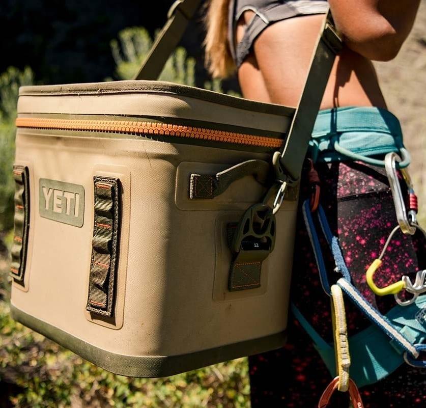 0187ed905c5ffd YETI Hopper Flip 12 Can Portable Cooler – 7 Gadgets
