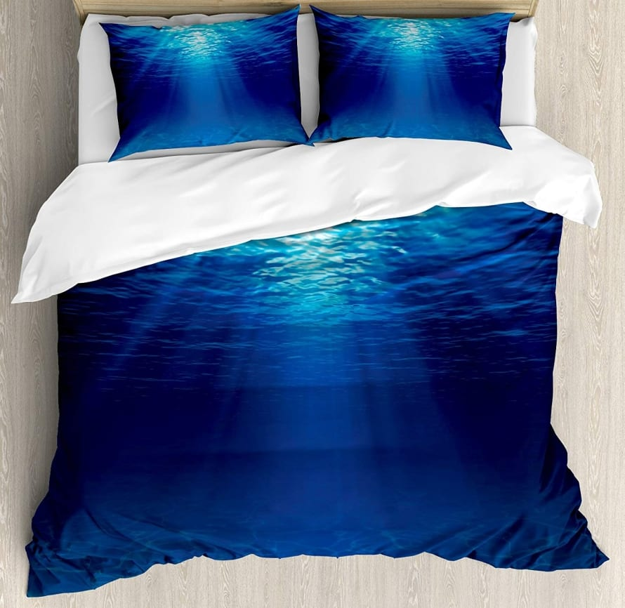 Ocean Duvet Cover Set King Size 7 Gadgets