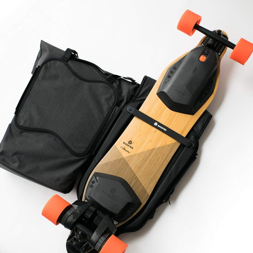 boosted backpack