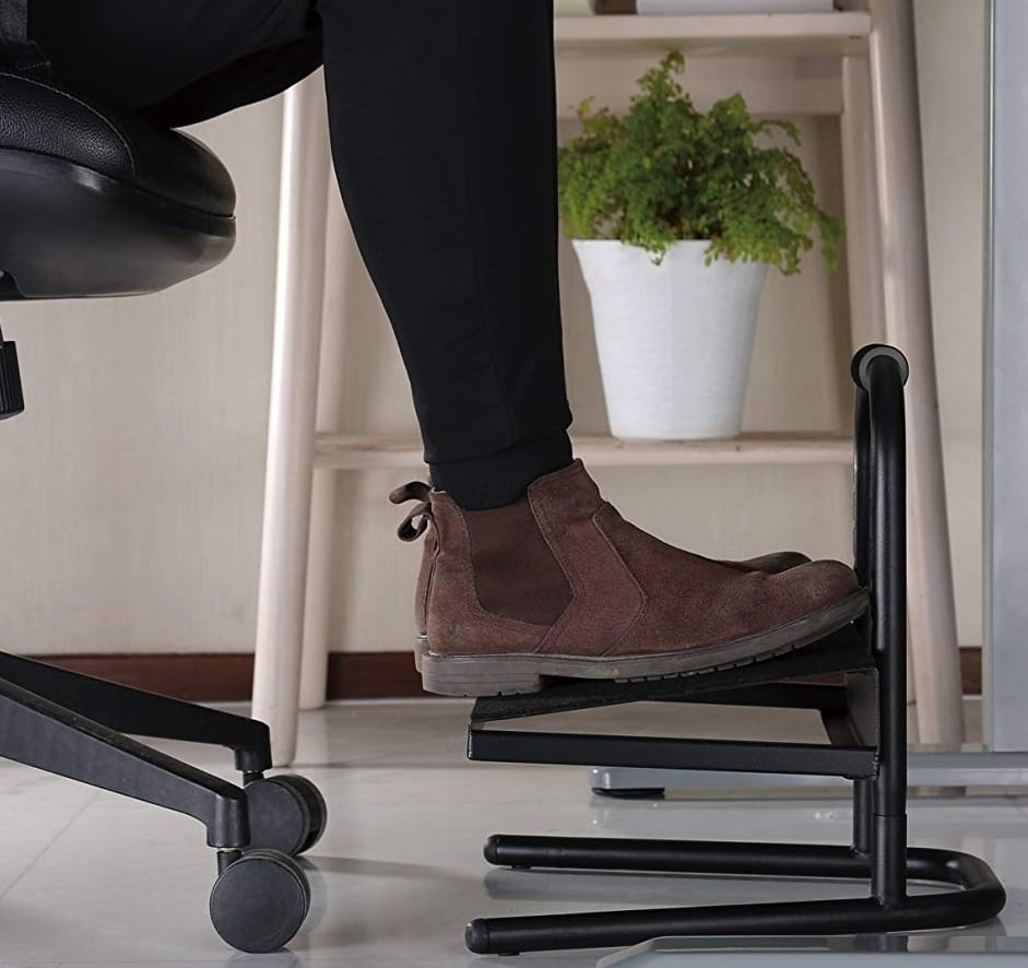 Standing Desk Foot Stool 7 Gadgets