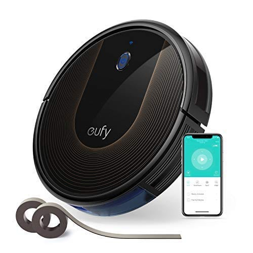 eufy boostiq robovac 30c wi fi upgraded super thin 7. Black Bedroom Furniture Sets. Home Design Ideas