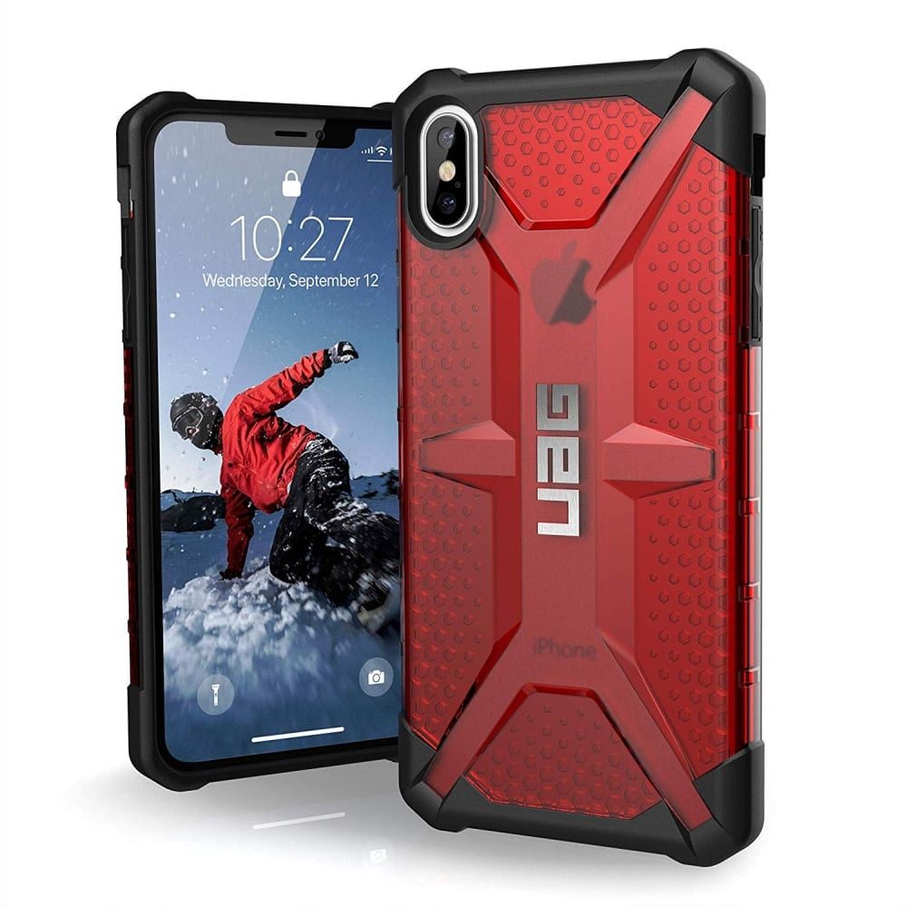 Iphone Xs Max Plasma Feather Light Rugged Magma Military