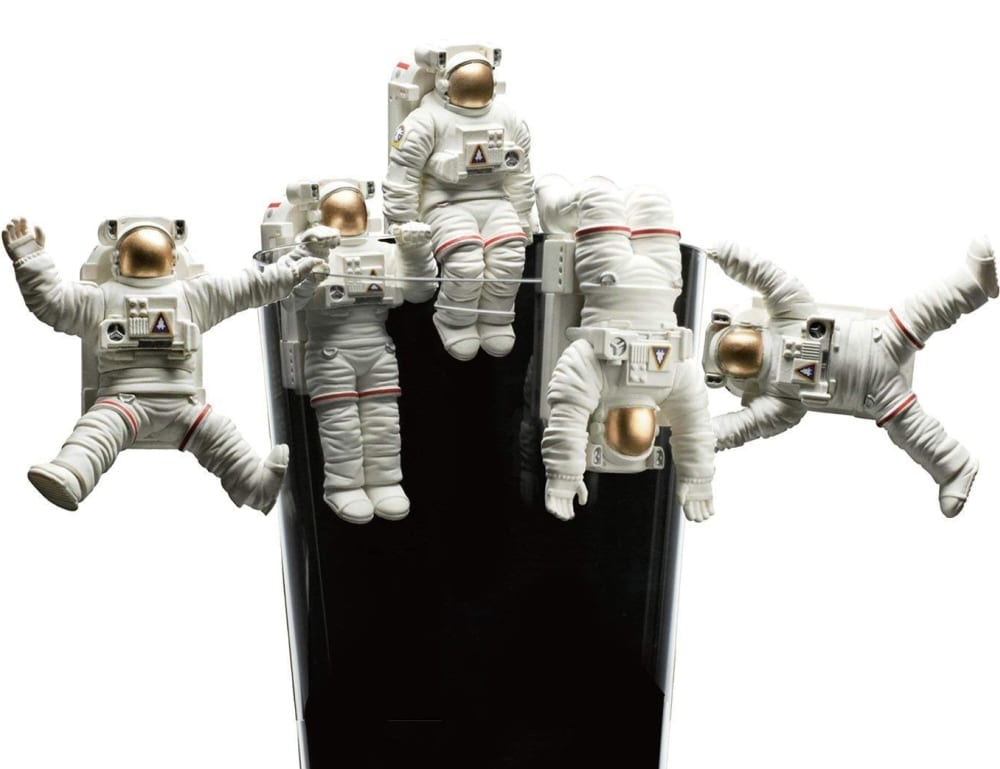 Kitan Club Putitto Astronaut Cup Toy – 7 Gadgets